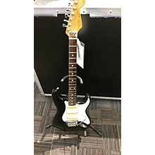 Squier 1980's Fender Strat MIJ Black Solid Body Electric Guitar