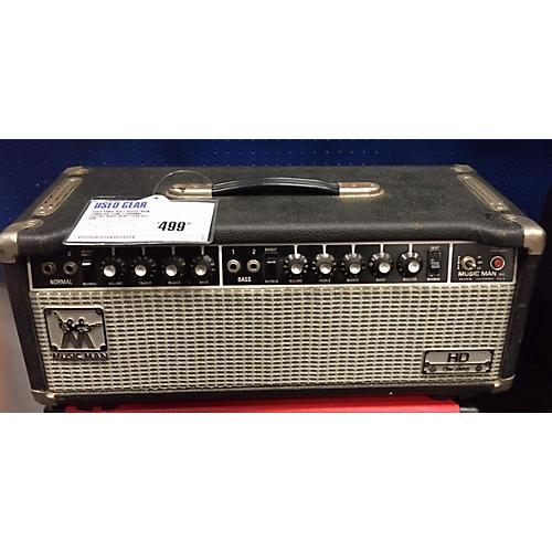 Ernie Ball Music Man 1980s HD-150R 2 Channel Guitar /Bass Head 150w All Tube Tube Guitar Amp Head-thumbnail