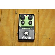 Electra 1980s MIJ Electra Flanger Effect Pedal