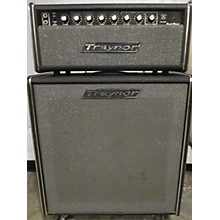 Traynor 1980s REVERB MASTER YS-15P Head/ Cab Tube Guitar Combo Amp