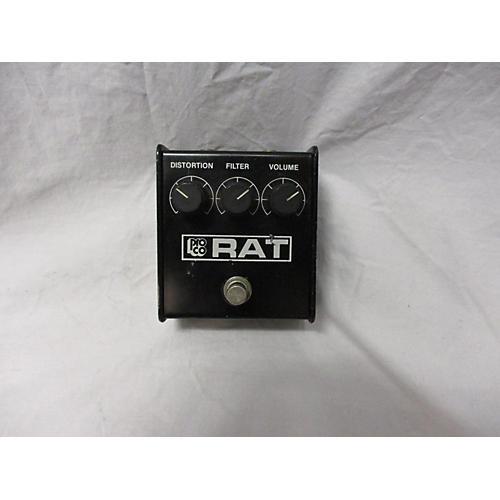 Pro Co 1980s Rat Distortion Effect Pedal