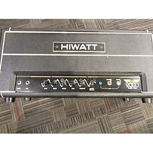 Vintage Hiwatt 1980s S100L Tube Guitar Amp Head by Hiwatt