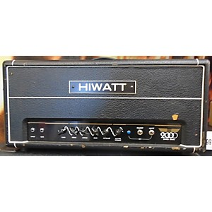 Pre-owned Hiwatt 1980s S100L Tube Guitar Amp Head by Hiwatt