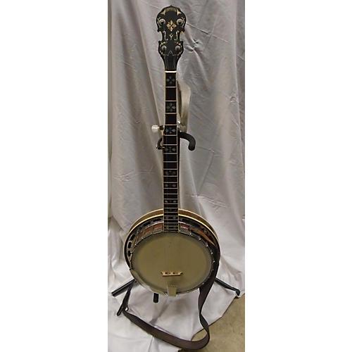 Alvarez 1980s SILVER BELLE MIJ Banjo-thumbnail