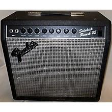 Fender 1980s Sidekick Reverb 25 Guitar Combo Amp