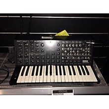 Korg 1981 MS20 Mini Semi-Modular 37 Key Analog Synthesizer