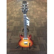 Hamer 1981 Sunburst Solid Body Electric Guitar