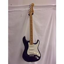 Fender 1982 1982 Fender Stratocaster Standard HT Black Solid Body Electric Guitar