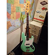 Fender 1983 Fender '62 Re-issue Jazz Bass Surf Green OHSC Electric Bass Guitar