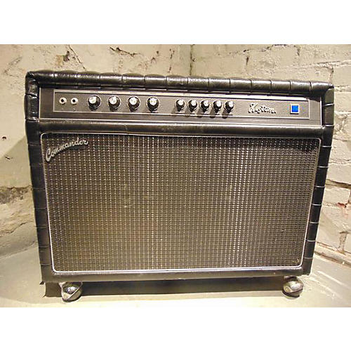 Kustom 1985 COMMANDER Guitar Combo Amp