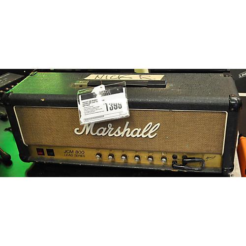 vintage marshall 1986 jcm800 50w lead tube guitar amp head guitar center. Black Bedroom Furniture Sets. Home Design Ideas