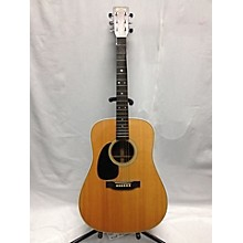 Martin 1987 HD28 Left Handed Acoustic Guitar
