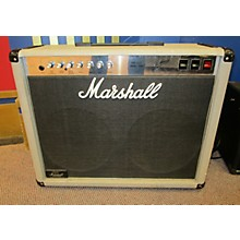 Marshall 1987 JCM 2550 2558 SILVER JUBILEE Tube Guitar Combo Amp
