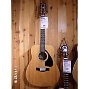 Yamaha 1988 FG410 12 12 String Acoustic Guitar