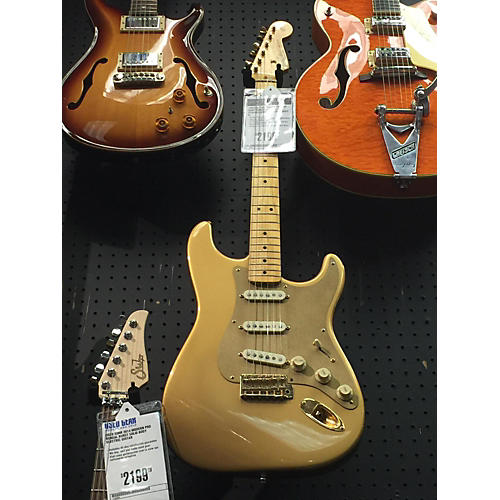 Fender 1989 Custom Shop Homer Haynes HLE Stratocaster Solid Body Electric Guitar
