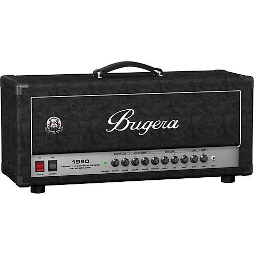 Bugera 1990 Classic 120W Tube Guitar Amp Head-thumbnail
