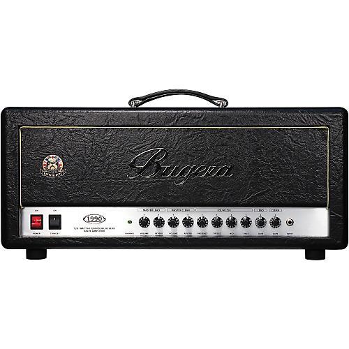 Bugera 1990 Infinium 120W British Bite Tube Guitar Amp Head-thumbnail