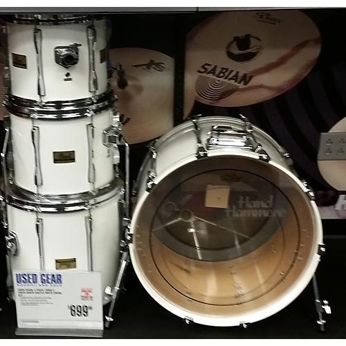 Pearl 1990S 4 PIECE BIRCH Drum Kit