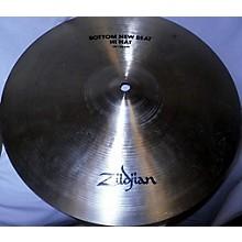Zildjian 1990s 14in New Beat Hi Hat Pair Cymbal