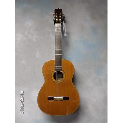 Takamine 1990s C132SC Classical Acoustic Guitar