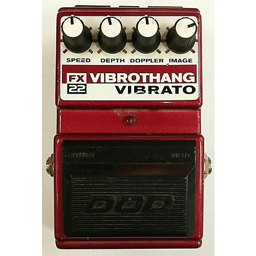 DOD 1990s FX22 VIBROTHANG VIBRATO Effect Pedal
