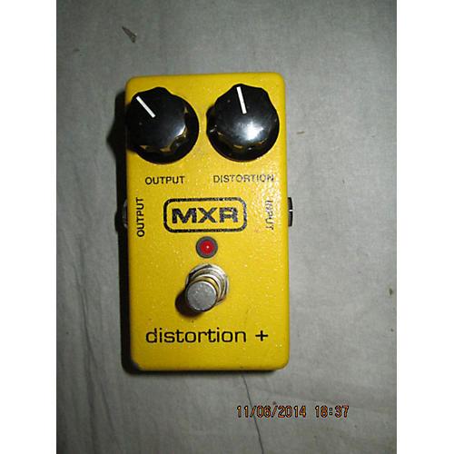 MXR 1990s M104 Distortion Plus Effect Pedal