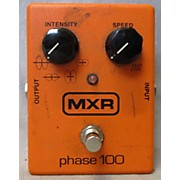 MXR 1990s PHASE 100 Effect Pedal