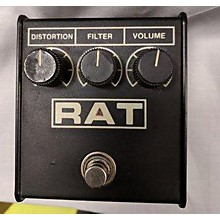 Pro Co 1990s Rat Distortion Effect Pedal