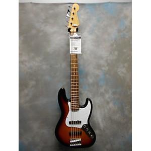 Vintage Fender 1991 American Standard Jazz Bass V 5 String Electric Bass Gu...