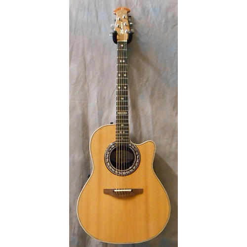 Ovation 1991 Collector's Series Twenty Fifth Anniversary Acoustic Electric Guitar-thumbnail