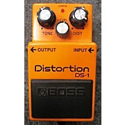 Boss 1991 DS1 Distortion Effect Pedal