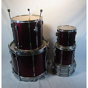 Pre-owned Tama 1991 Rockstar Drum Kit by Tama
