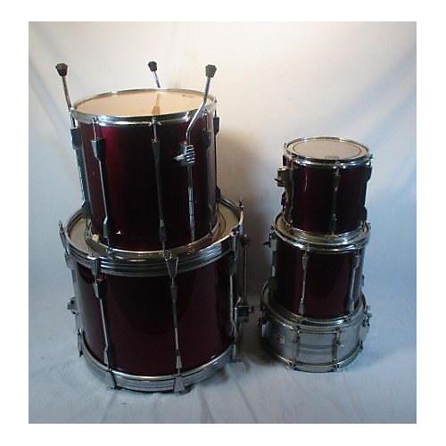used tama 1991 rockstar drum kit guitar center. Black Bedroom Furniture Sets. Home Design Ideas