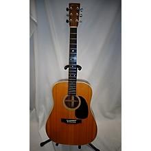 Martin 1992 D-28 OHSC Acoustic Guitar