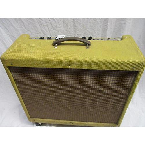 used fender 1993 blues deville 2x12 tweed tube guitar combo amp guitar center. Black Bedroom Furniture Sets. Home Design Ideas