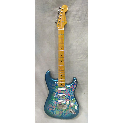 Fender 1993 Stratocaster MIJ Solid Body Electric Guitar-thumbnail
