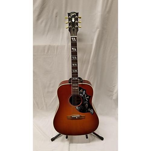 Gibson 1996 Hummingbird Acoustic Electric Guitar