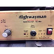 Eden 1996 WT500 Highwayman Bass Amp Head