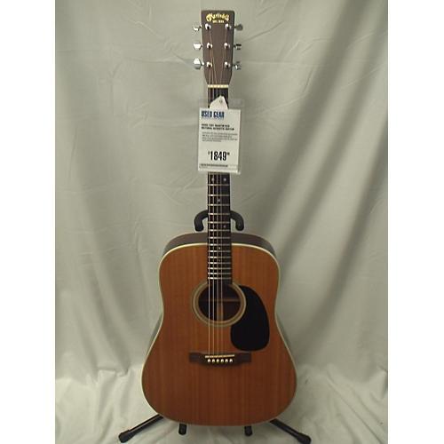 Martin 1997 D28 Acoustic Guitar