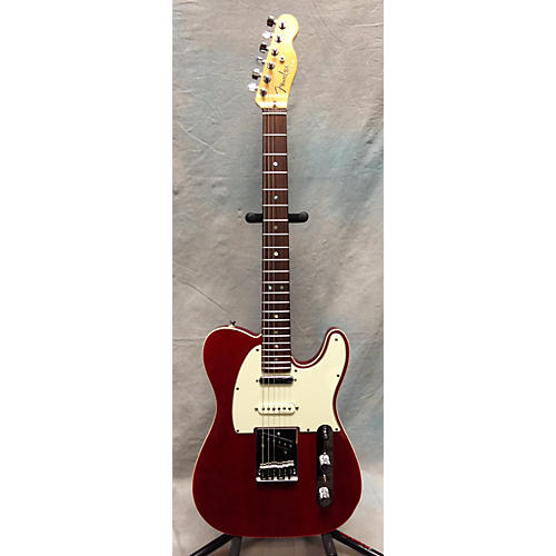Fender 1998 American Deluxe Nashville Telecaster Solid Body Electric Guitar-thumbnail