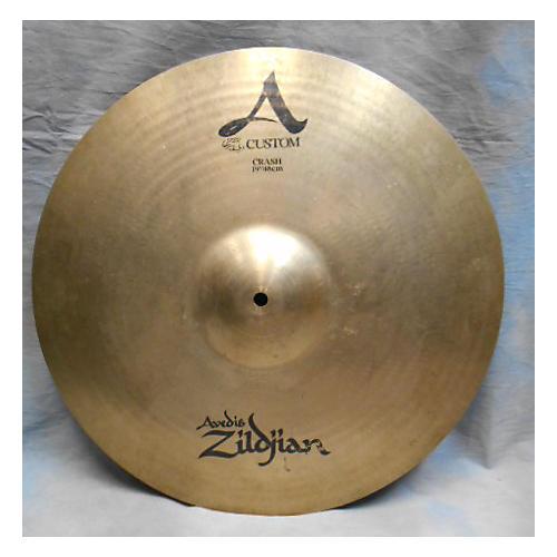 Zildjian 19in A Custom Crash Cymbal-thumbnail