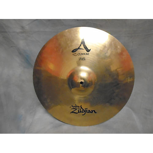Zildjian 19in A Custom Crash Cymbal-thumbnail