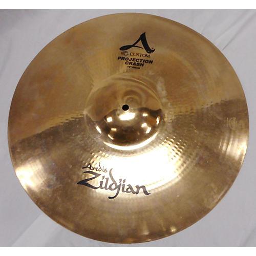 Zildjian 19in A Custom Projection Crash Cymbal