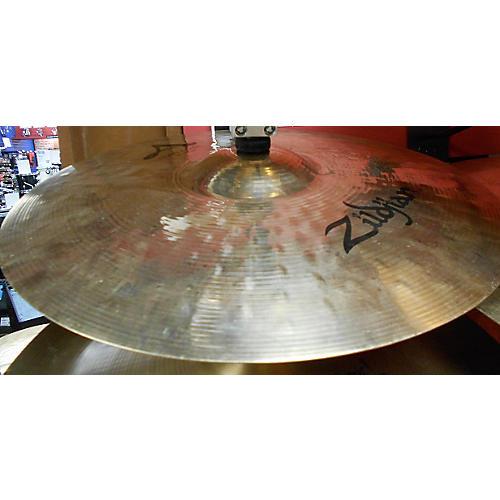 Zildjian 19in A Series Heavy Crash Brilliant Cymbal-thumbnail
