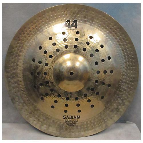 Sabian 19in AA Holy China Brilliant Cymbal-thumbnail