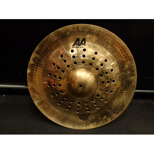 Sabian 19in AA Holy China Brilliant Cymbal-thumbnail