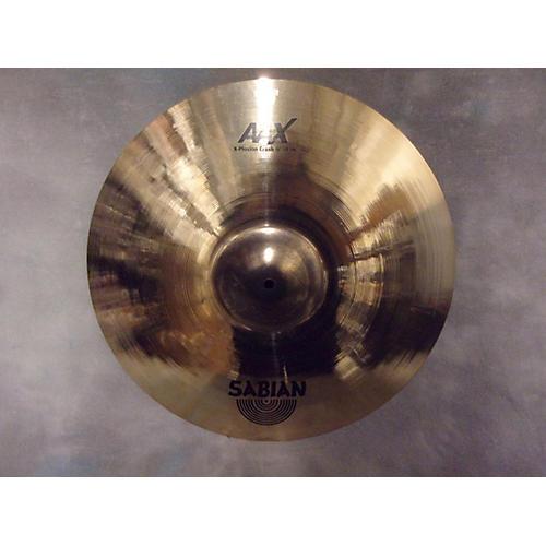 Sabian 19in AAX Xplosion Crash Cymbal-thumbnail