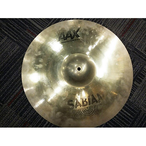 Sabian 19in AAX Xplosion Fast Crash Cymbal