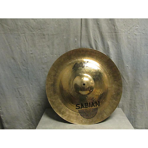 Sabian 19in AAX Xtreme Chinese Brilliant Cymbal-thumbnail