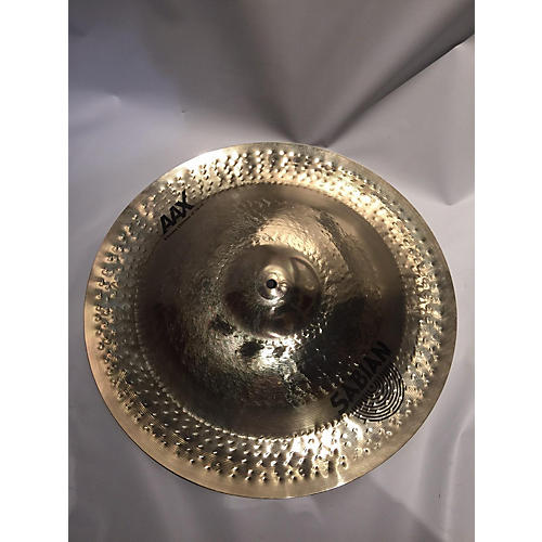 Sabian 19in AAX Xtreme Chinese Brilliant Cymbal